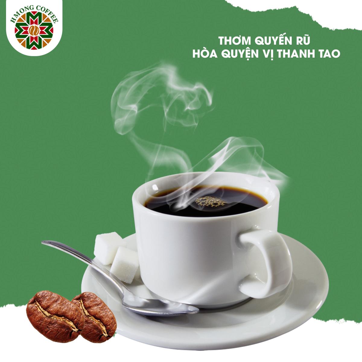 Hương vị của cà phê Arabica