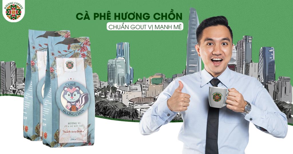 Đặc trưng cà phê Hương Chồn của HMong Coffee