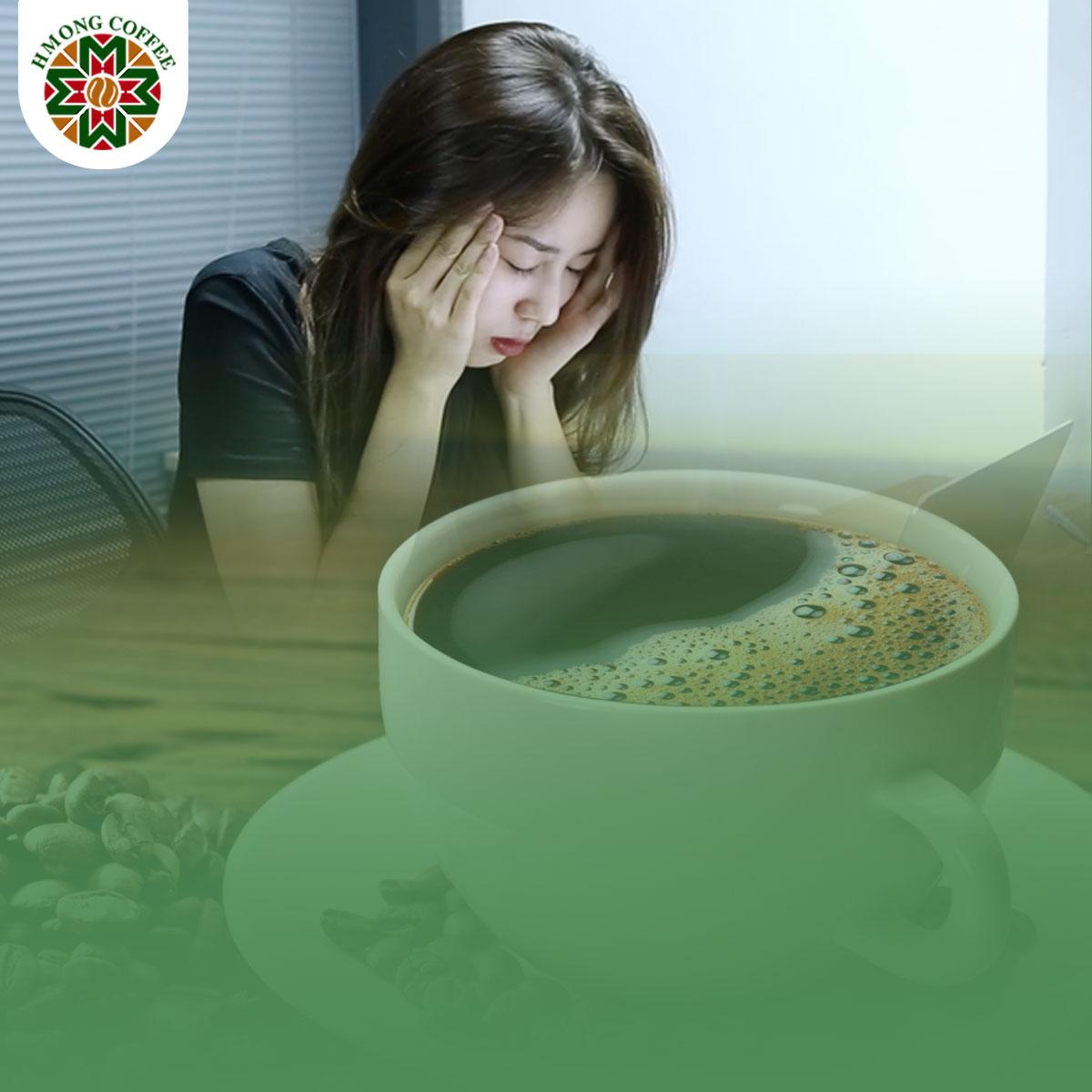 Triệu chứng say cà phê