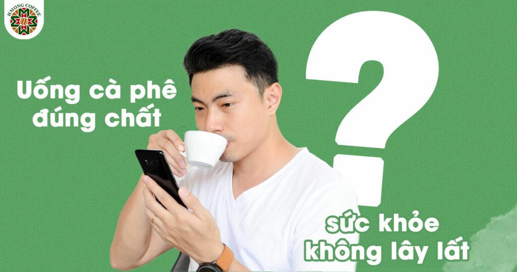Nên uống bao nhiêu cà phê mỗi ngày để không ảnh hưởng đến sức khỏe?