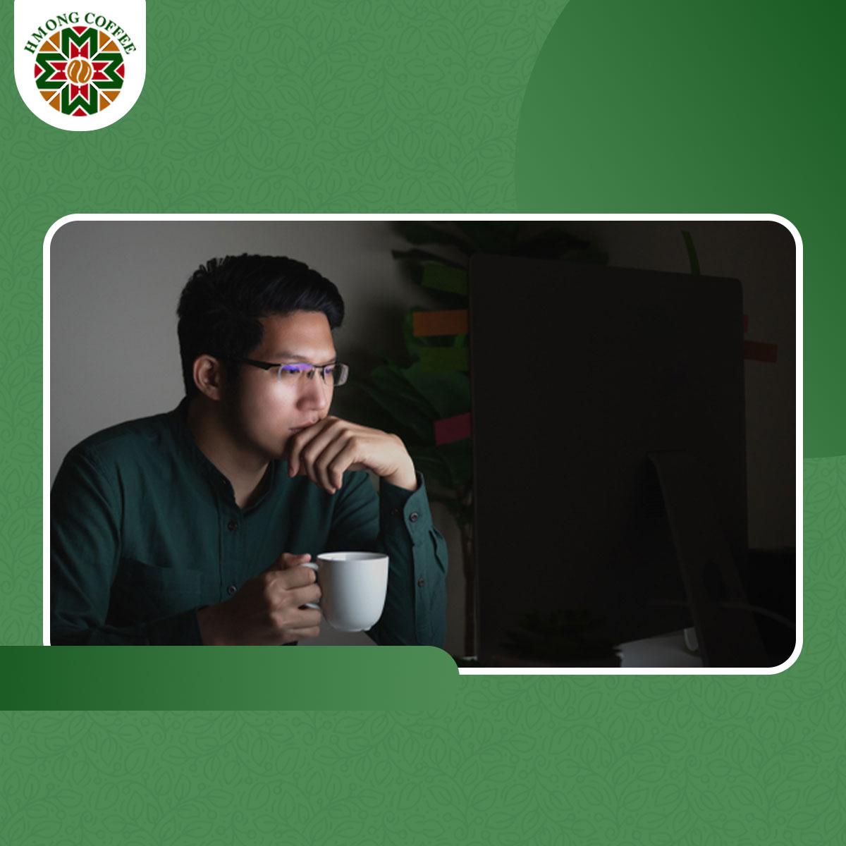 Thưởng thức một ly cà phê theo từng thời điểm mang đến dư vị khác nhau