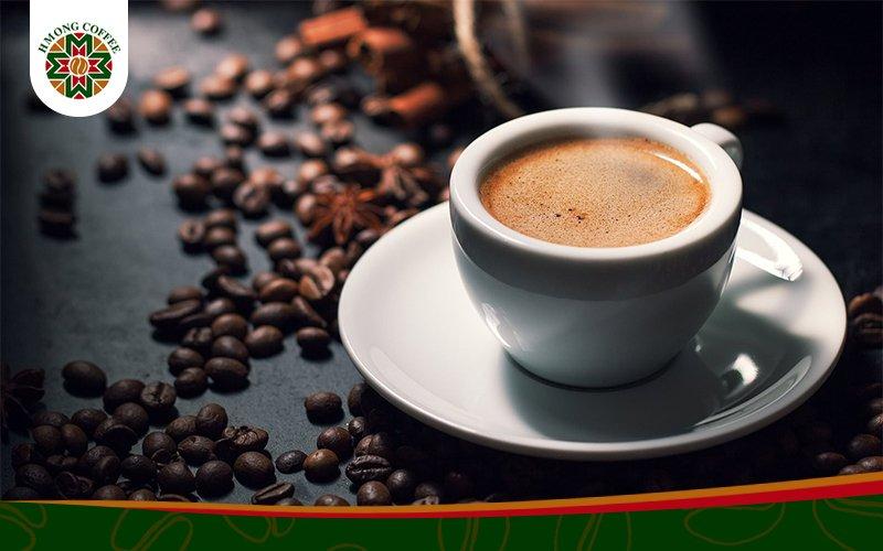 Cafe Robusta thơm ngon, sánh mịn