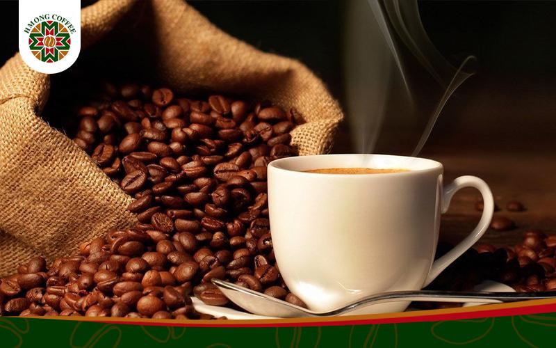 Cafe rang xay cho ngày dài năng động