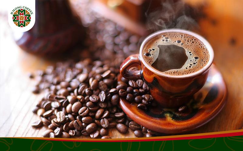 Cafe rang xay tuyệt vời cho buổi sáng đầy năng lượng
