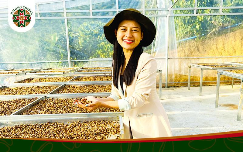 Cô chủ với niềm đam mê cà phê bất tận của HMong Coffee