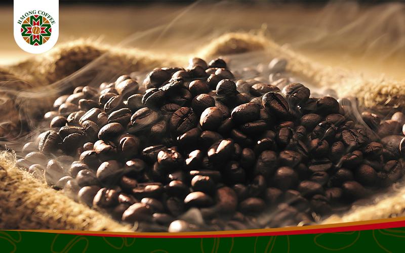 Hương vị thơm ngon của cafe rang xay