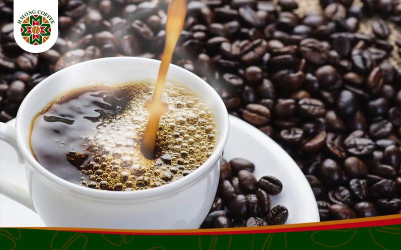 Ngày mới năng lượng cùng cafe rang xay
