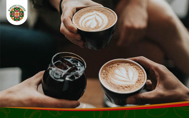 Uống cafe đúng cách
